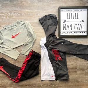 Kids Nike 4 Piece Outfit Bundle!